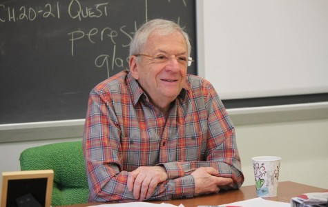Pollack is Leaving The Shaker Classroom Behind