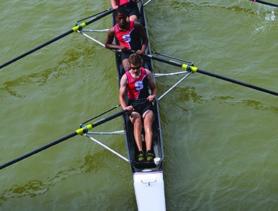 Between Distance and Time, Rowing a Modern-Day Odyssey