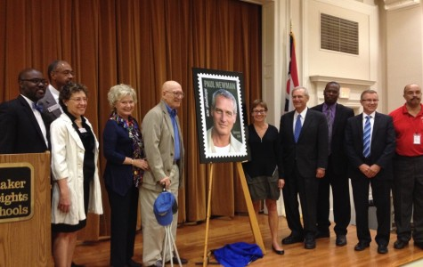 Paul Newman Recognized With USPS Stamp