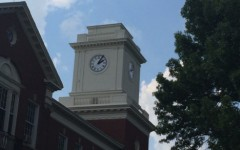 Dangerous Conditions Cause Woodbury Clock Tower to Undergo Construction