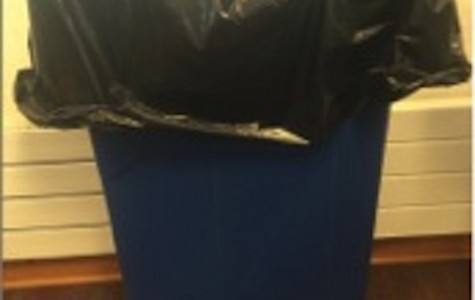 Students' Garbage Habits Trash Cafeteria Recycling
