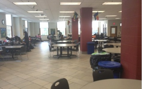 Lunch Period Distribution Proves Uneven