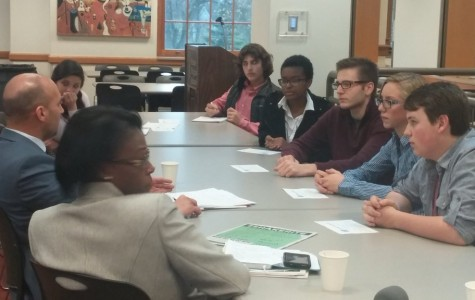 State Senators Seek Student Ideas