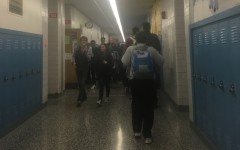 Hallway Congestion Disrupts Traffic Flow