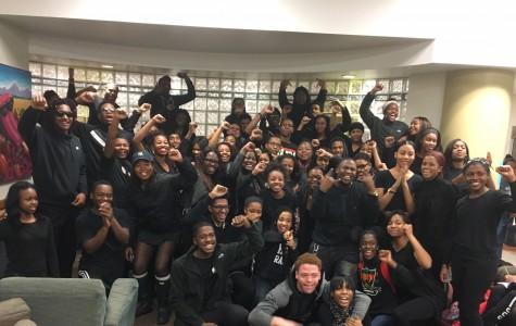 Standing for Black History