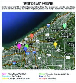 LIFESTYLE food map web