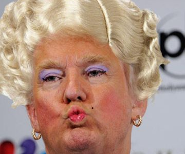 If Donald Trump Were Female