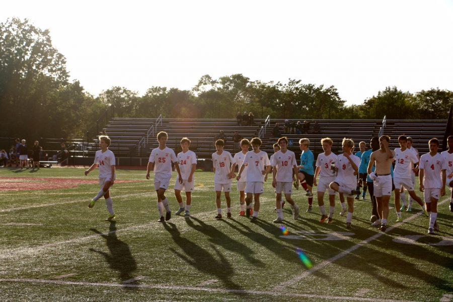 Shaker%27s+men%27s+soccer+team+aims+to+defend+their+undefeated+season+Oct.+5+at+Brunswick+High+School.+