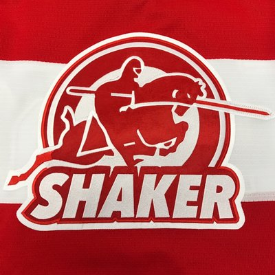 Shaker Heights hockey has been advertising the home opener via twitter. Shown is the profile picture.