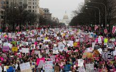 VIDEO: Women on the Women's March