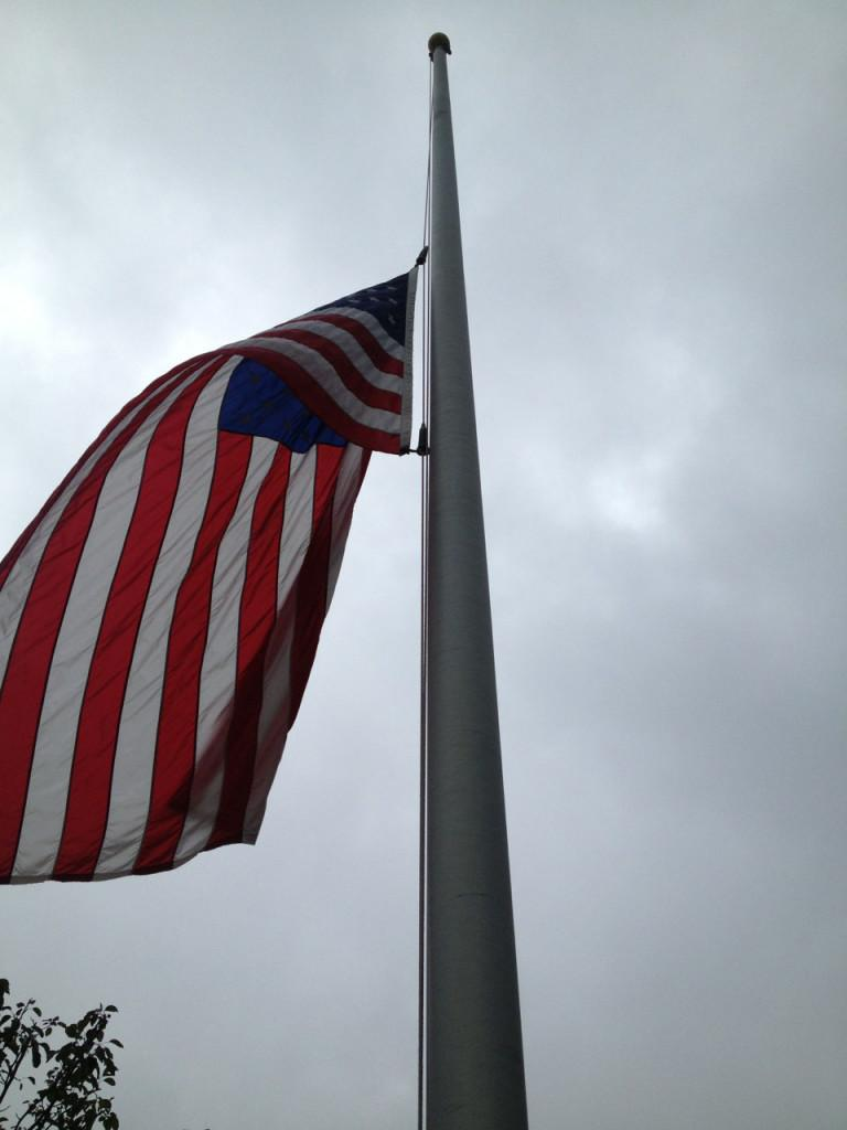 Flags Fly at Half-Staff in Honor of Former Gov. Gilligan