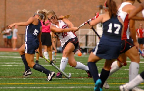 Field Hockey Ends Season With Heartbreaking Loss