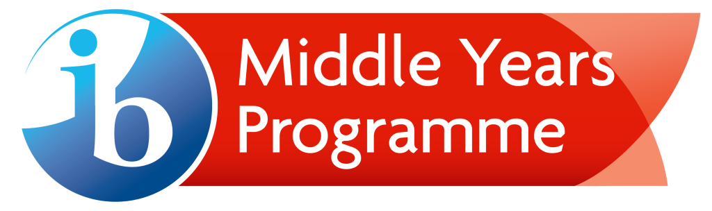 The Middle Years Program logo. This year, 37 students are participating in a pilot for the Personal Project. Next year, all sophomores will be asked to participate.