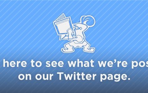 Follow The Shakerite on Twitter