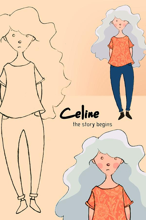 Honorable Mention- Celine
