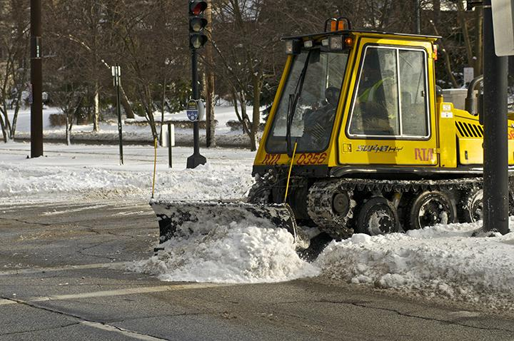 """Shaker has enacted a new """"sensible salting practice,"""" including waiting until after most snow storms end to plow roads."""
