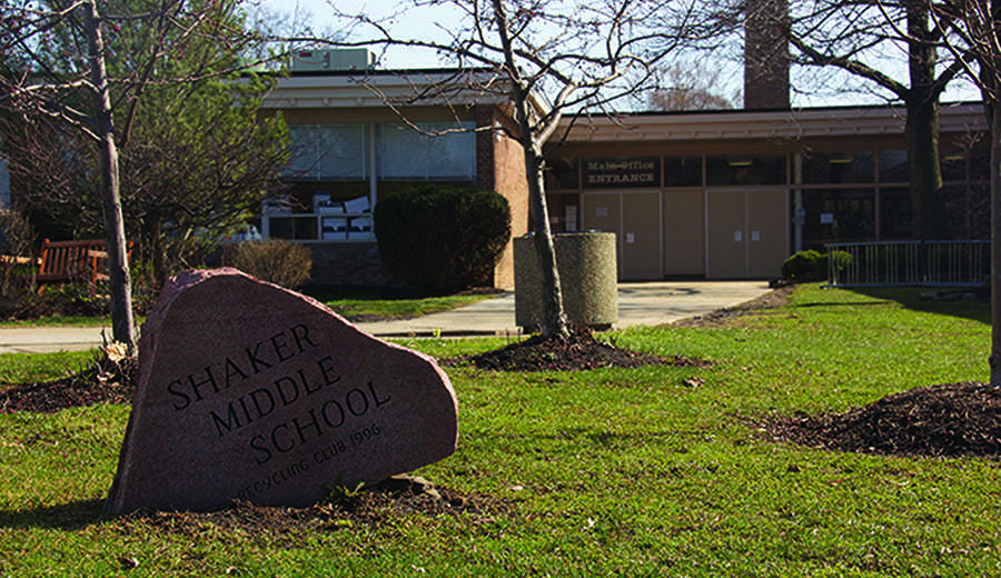 Shaker Heights Middle School staff face IB implementation, a new retention policy and a building full of 12- and 13-year-olds as they attempt to improve both the school's state report card rating and community reputation.