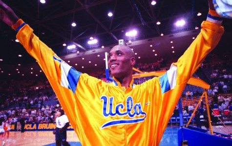 Former UCLA basketball player Ed O'Bannon sued the NCAA on behalf of Division I football and basketball players over the NCAA profiting from merchandise featuring collegiate players without compensation.