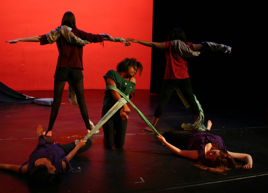 Members+of+the+Advanced+Ensemble+perform+their+student-created+movement+piece+called+%22Caliban.%22