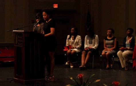 The MAC Sister Scholars celebrated their graduating class and welcomed in new sisters May 28.