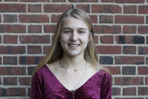 Alexa Jankowsky, Visuals Managing Editor