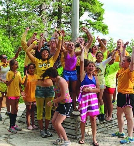 opinion camp celebration