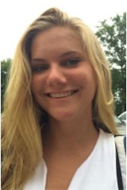 Sophomore Sarah Moran