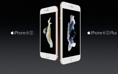 The new iPhone 6S will also be offered in a larger variant, the iPhone 6S Plus, with a 5.5-inch screen.