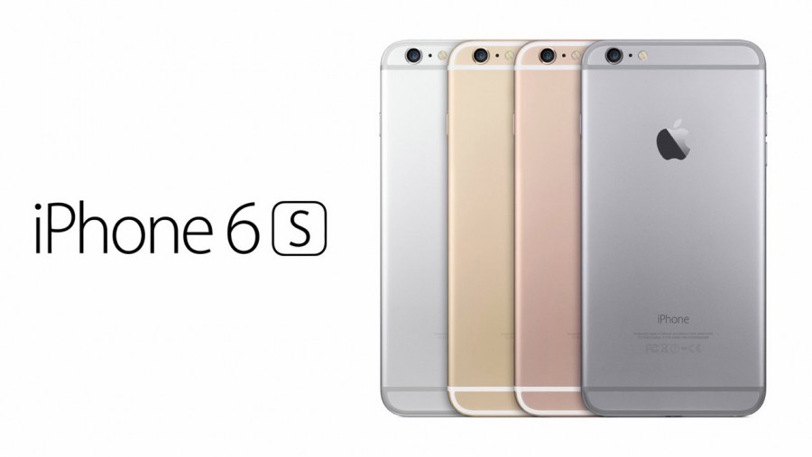 The iPhone 6S is available in 4 four colors now, with a new rose gold (pink) color.