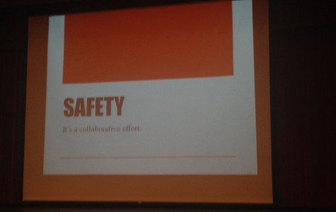 Safety Assembly Leaves Students Underwhelmed