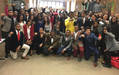 Shaker students dress up for Black History Month Spirit Week Feb. 25, 2016.