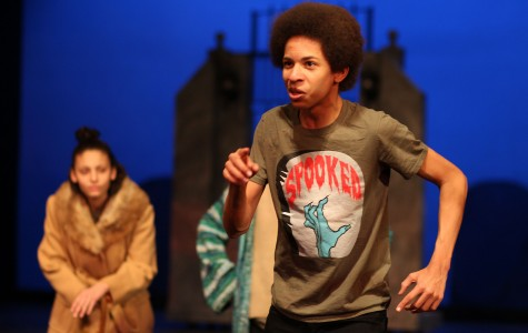 Freshman Show Prepares to Spook Audiences