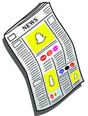 Your News, One Snap at A Time