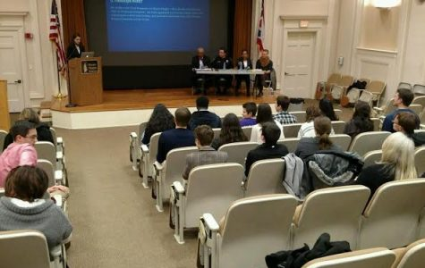 Community Forum Discusses Police Brutality, Racial Profiling