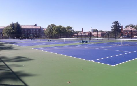 Community to Benefit From New Tennis Courts