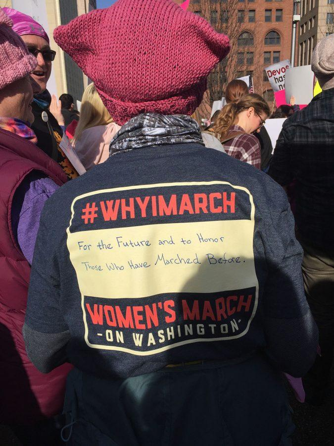 Women's March Photo Gallery