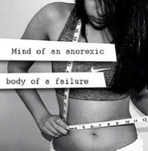 Eating disorder sufferers with an overweight or healthy BMI often feel unworthy of treatment.