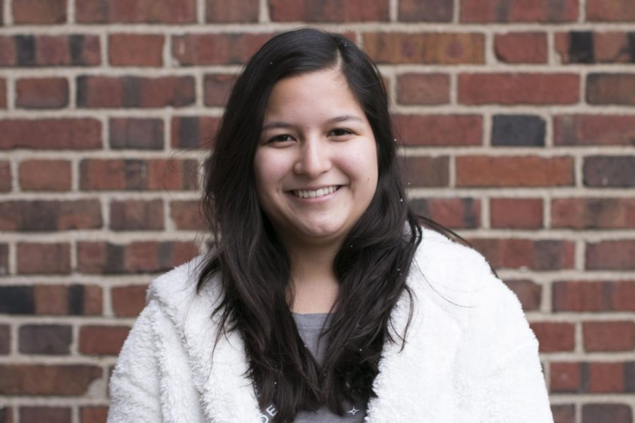 Emily Montenegro, Opinion Editor and Editorial Board Chairwoman