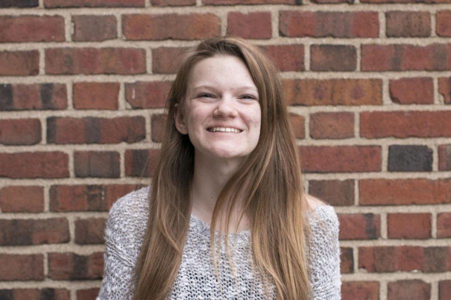 Quinn Cutri, Assistant Copy Editor