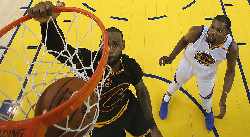 Cavs Finals Loss Previews Scary, Uncertain Future