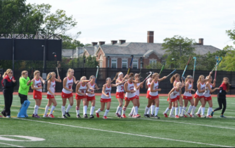 Shaker Field Hockey Leaves Rough Riders in the Dust