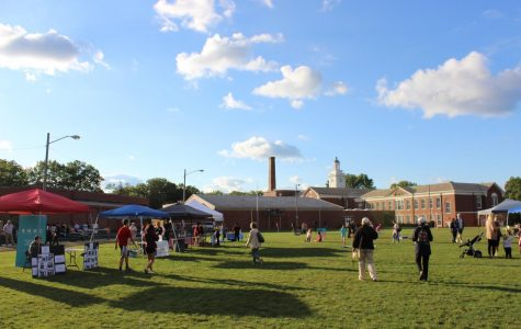 CommUnity Markets Provide Food and Fun