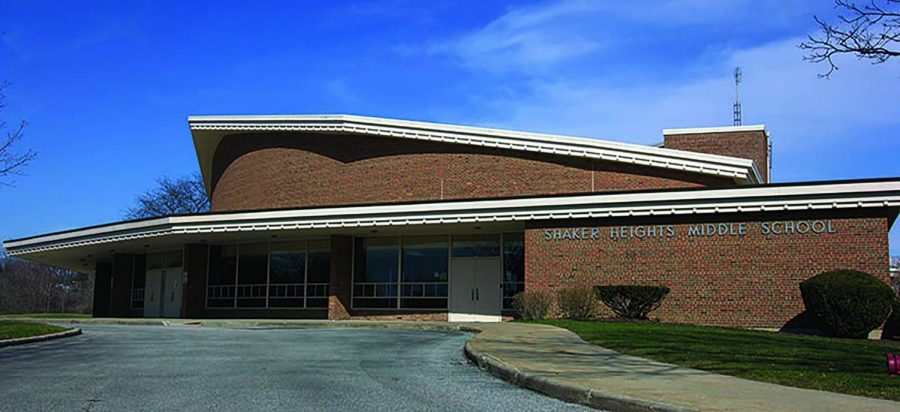 The district spent $1.56 million to repair the middle school's roof over the summer due to leaks and water damage.