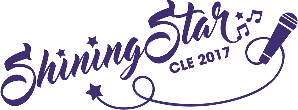 """Grube is competing in the Shining Star CLE competition and will sing Oct. 22 in the finals. """"I think she continues to sing because she loves it,"""" said Dr. Amy Grube, her mom."""
