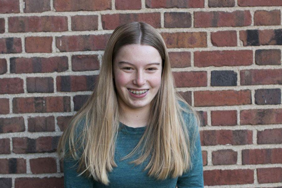 Bess von der Heydt, Journalism II Reporter