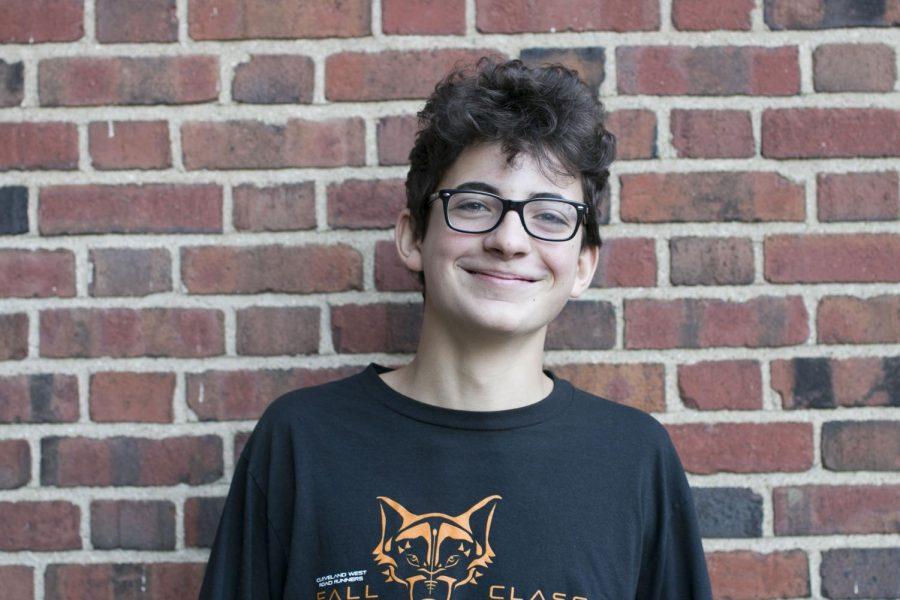 Eli Celeste-Cohen, Journalism II Reporter