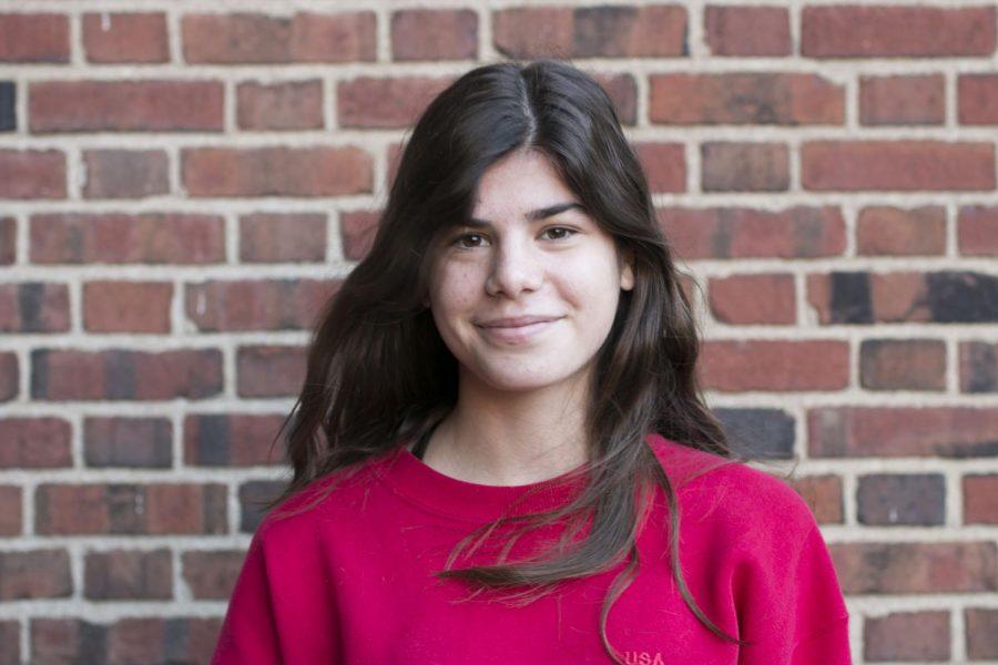 Grace Geier, Journalism II Reporter