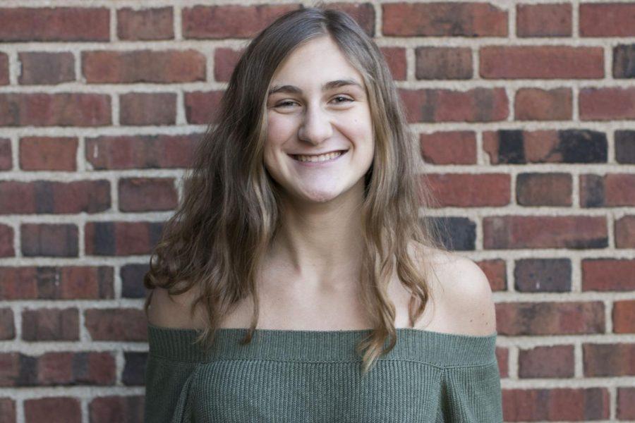 Hilary Shakelton, Journalism II Reporter