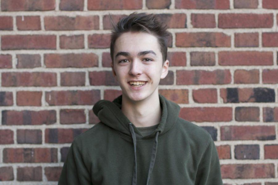 Will Burleigh, Journalism II Reporter