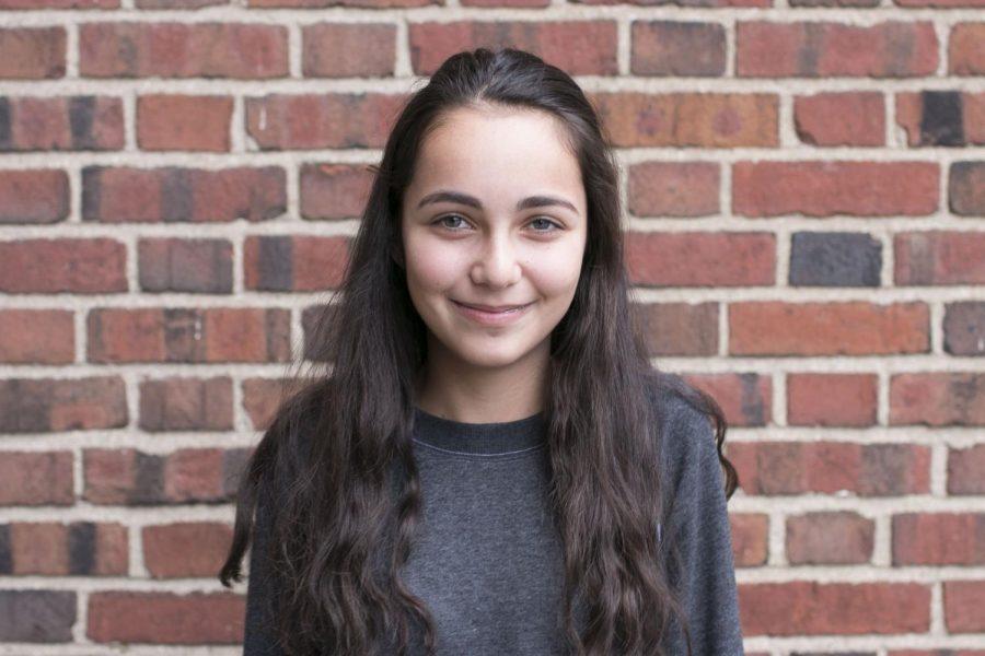 Olivia Warren, Journalism II Reporter